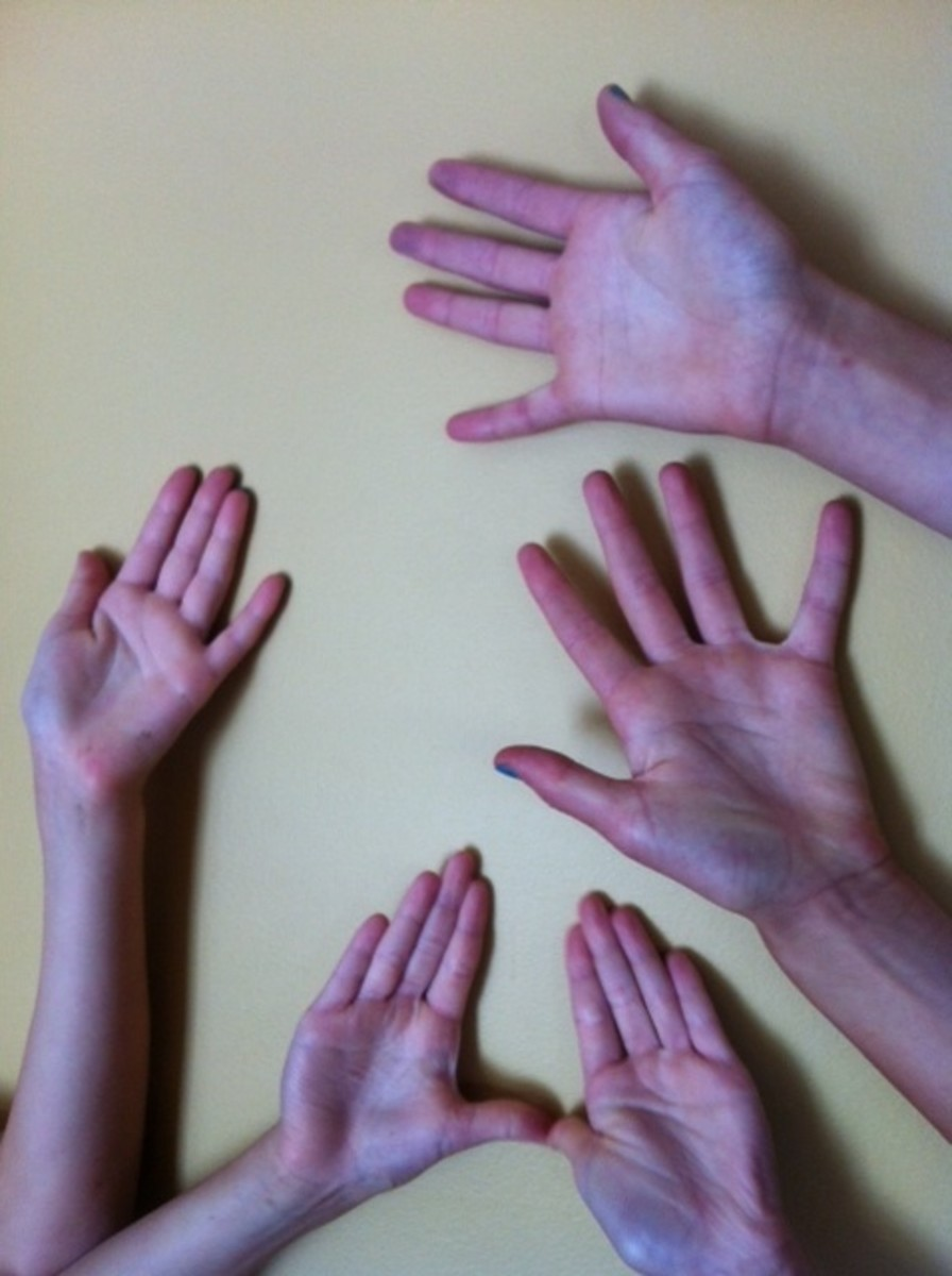Palmistry for Beginners: Every Palm Tells a Story