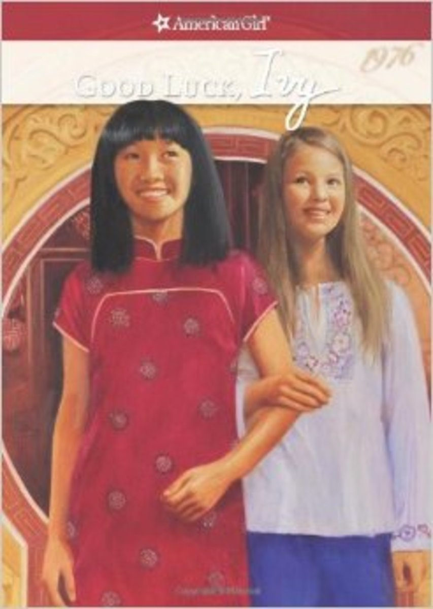Books for Elementary School Girls Adopted from China