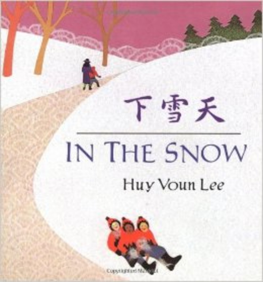 In the Snow by Huy Voun Lee
