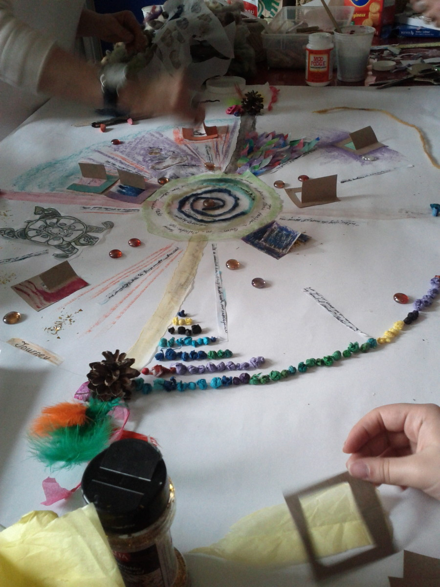 how-to-create-a-group-mandala