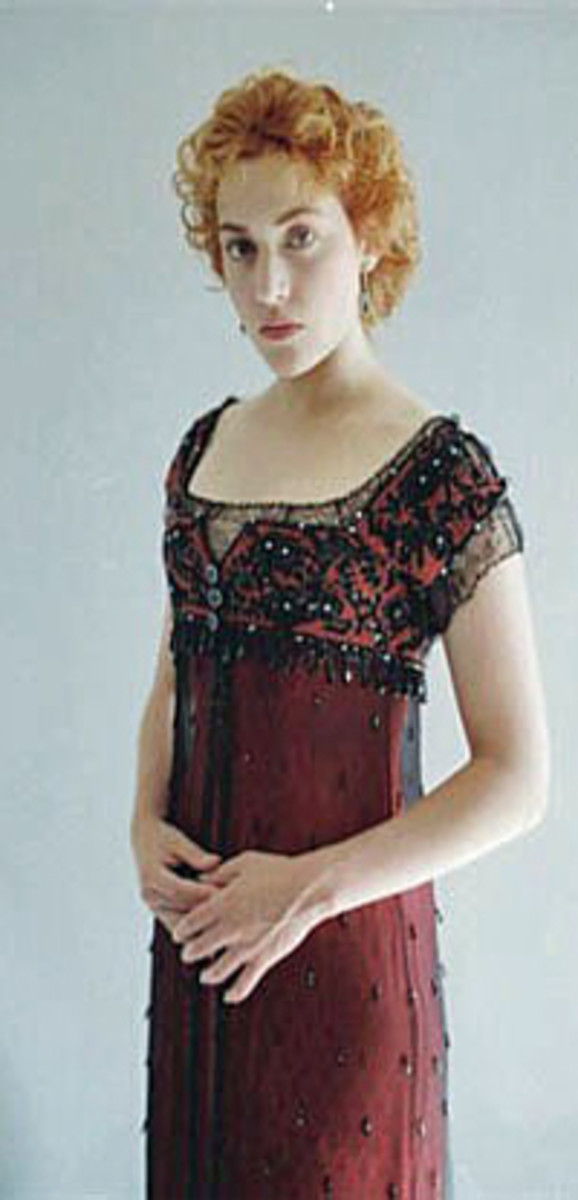 Kate Winslet in the Jump Dress