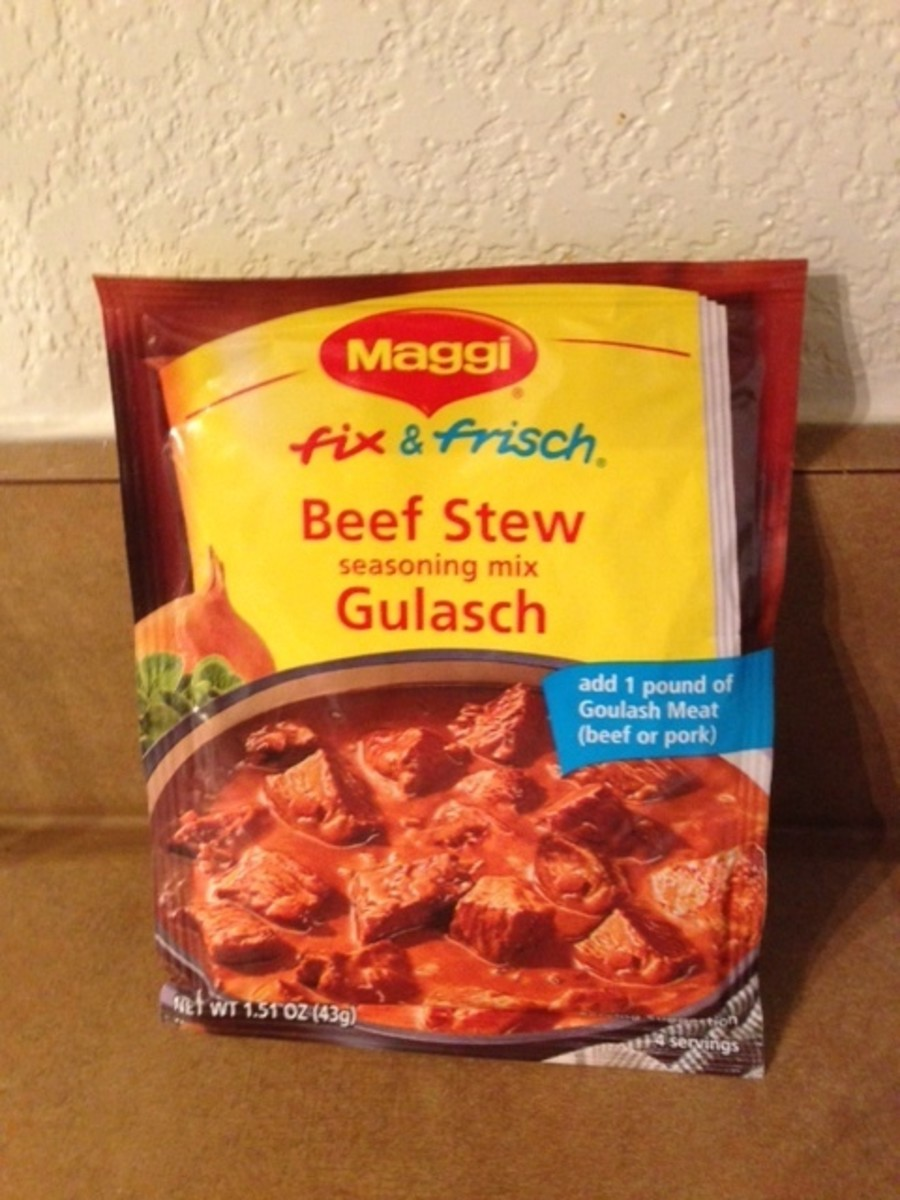 Goulash Seasoning Mix