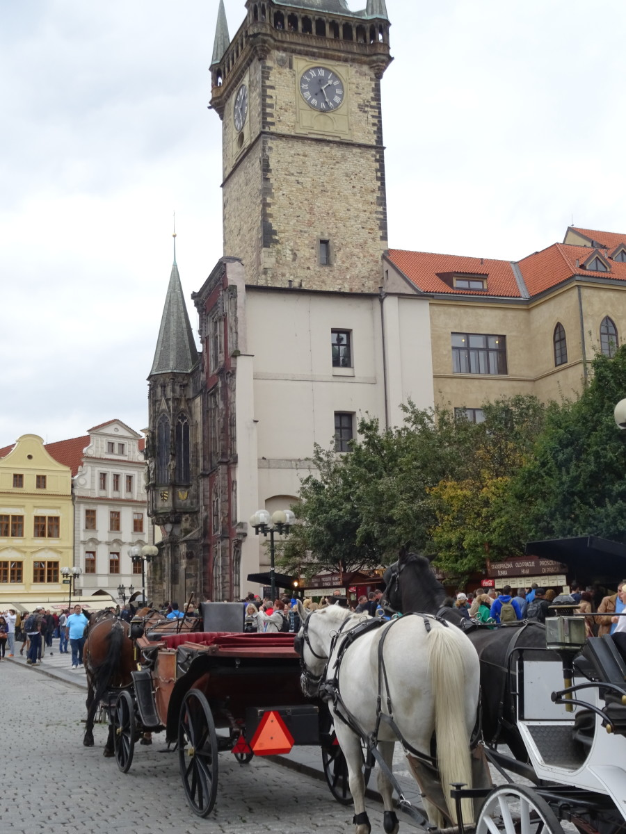 Prague Fulfils Its Reputation as a Beautiful, Thriving City