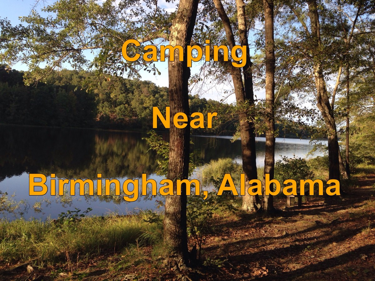 Campgrounds Near Birmingham, Alabama