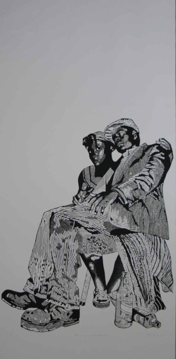 Art By Thami Mnyele