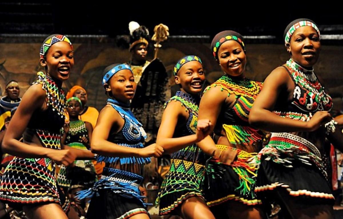 Lesedi Cultural Center in Lesotho