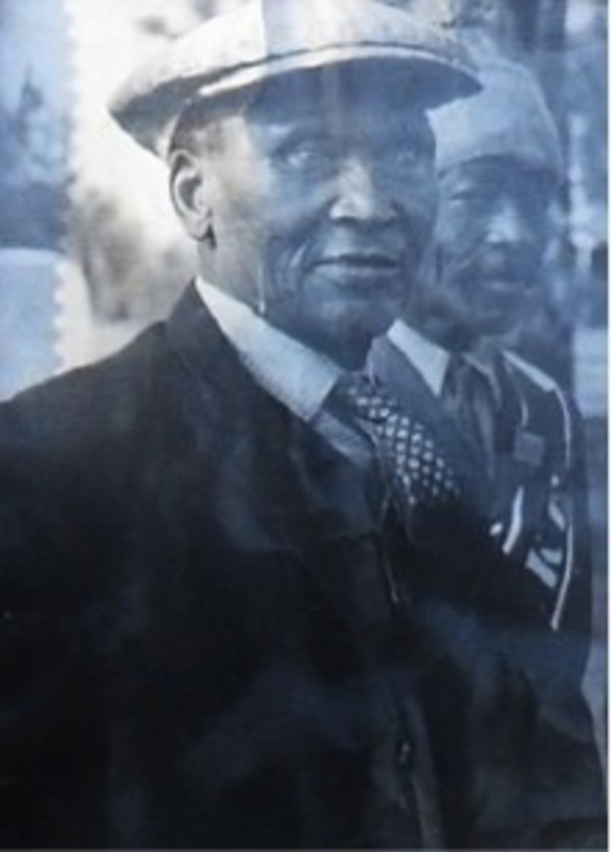 The Father Of Soweto..