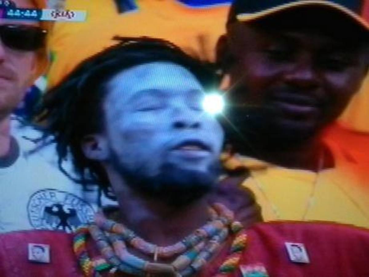 Medidne Man From Ghana