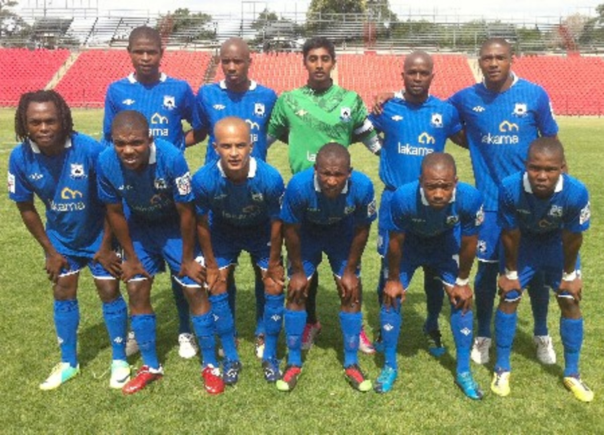 Modern Starting Eleven Of Black Aces`