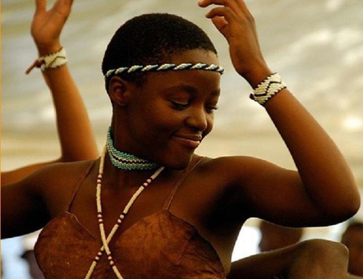 Tswana Girl