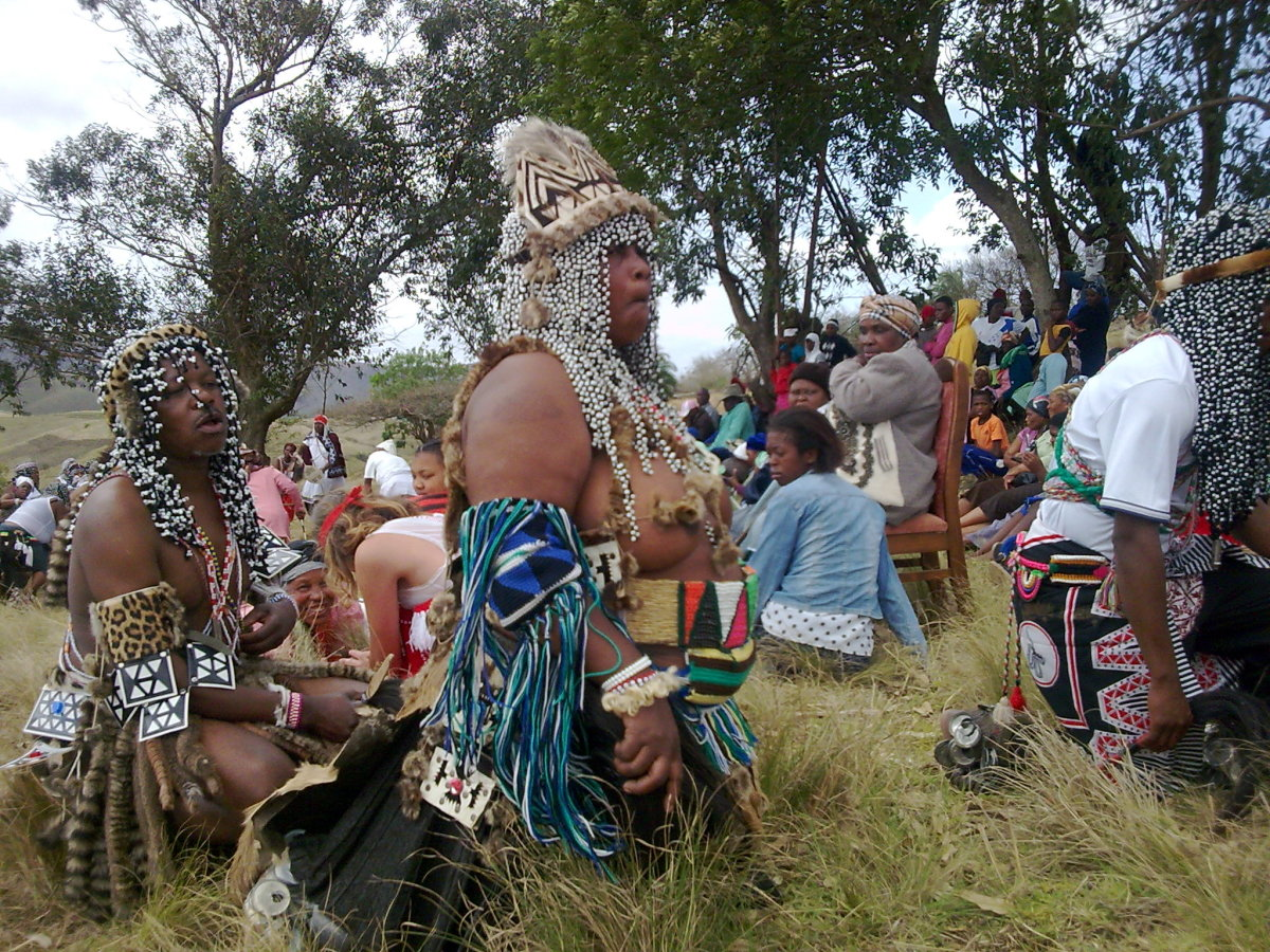 Traditional healers/Sangonas