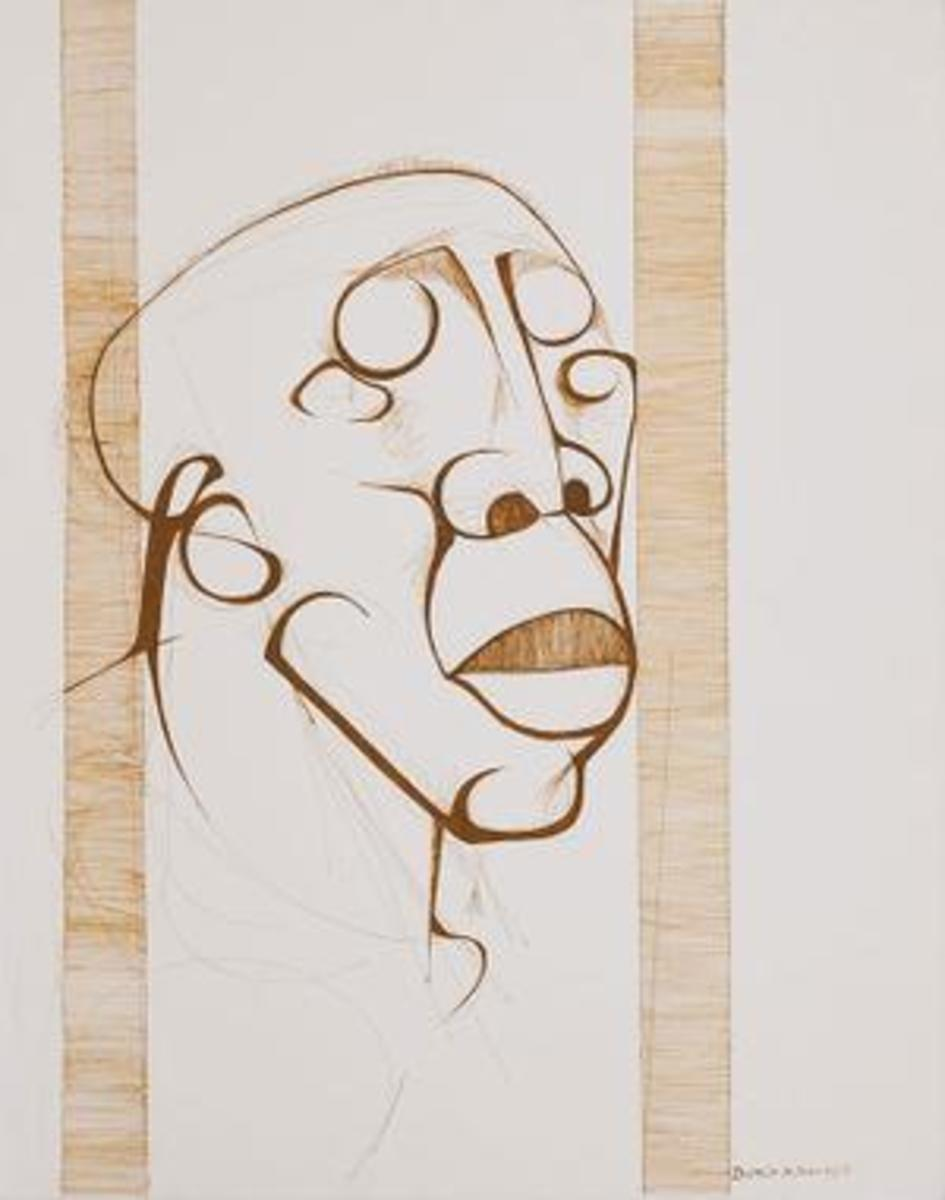 Dumile Feni's Art...