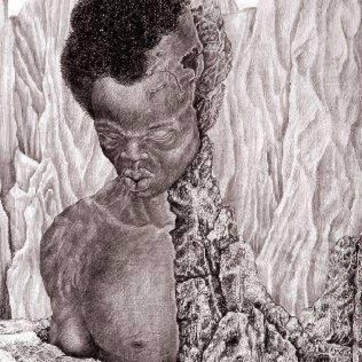 The Artwork Of Fikile Magadlela