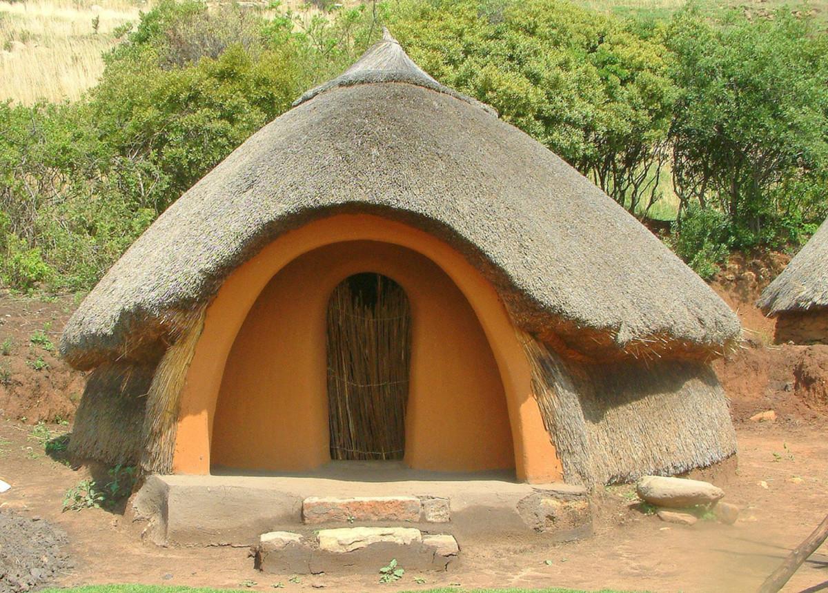 Basotho Hut