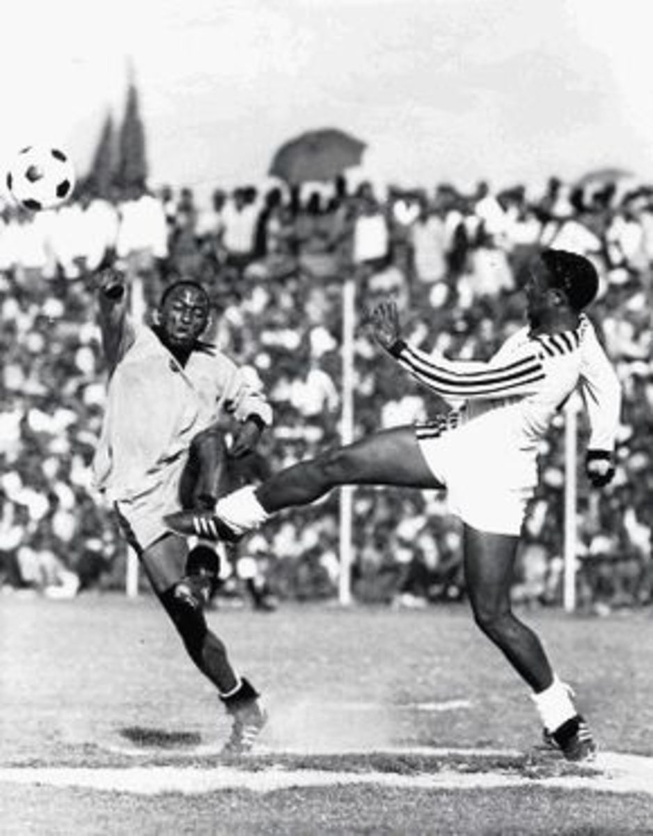 The Best and Fast/creative Mid-fielder to ever play soccer in South Africa