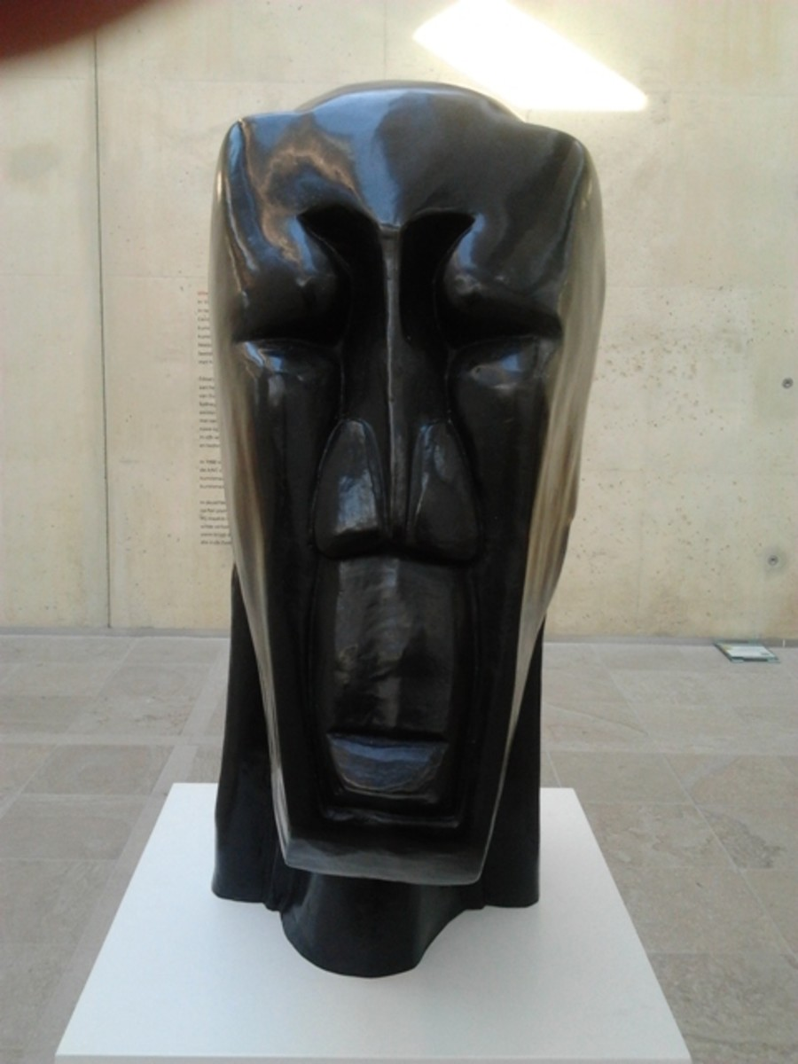 The African South African-ness Of Dumile Feni's Sculpture Untitiled
