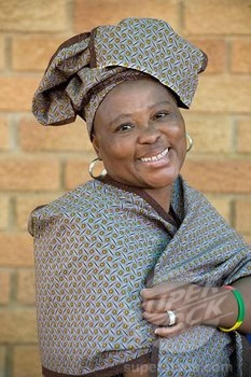 Tswana Traditional Garb