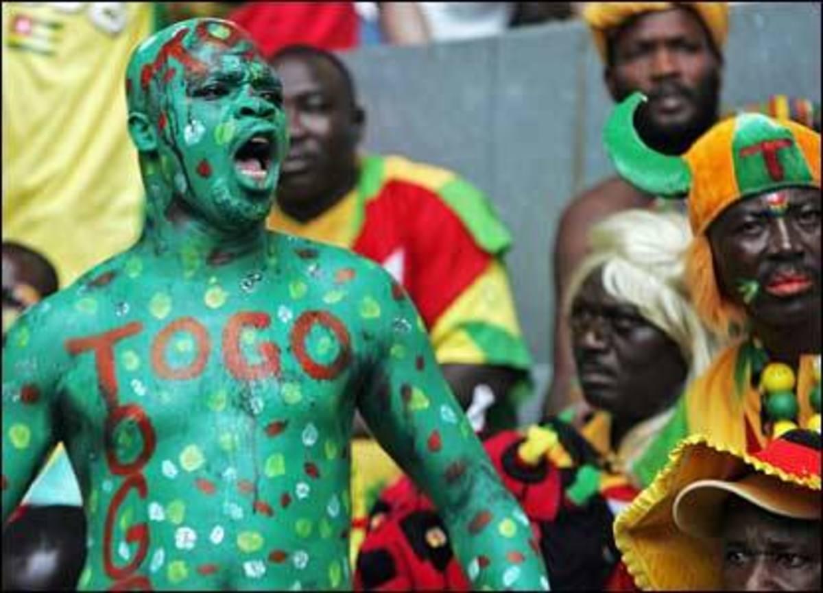 Fan From Togo