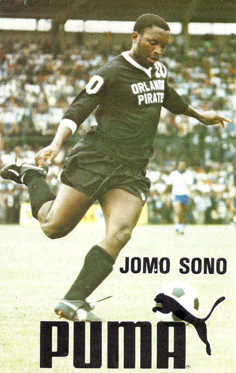 Jomo In His BUCS Uniform