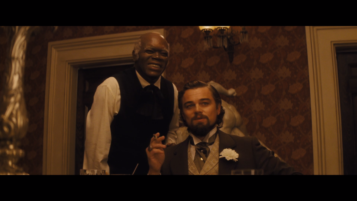 Samuel Jackson played a very convincing role of a house Negro in the Movie Django Unchained