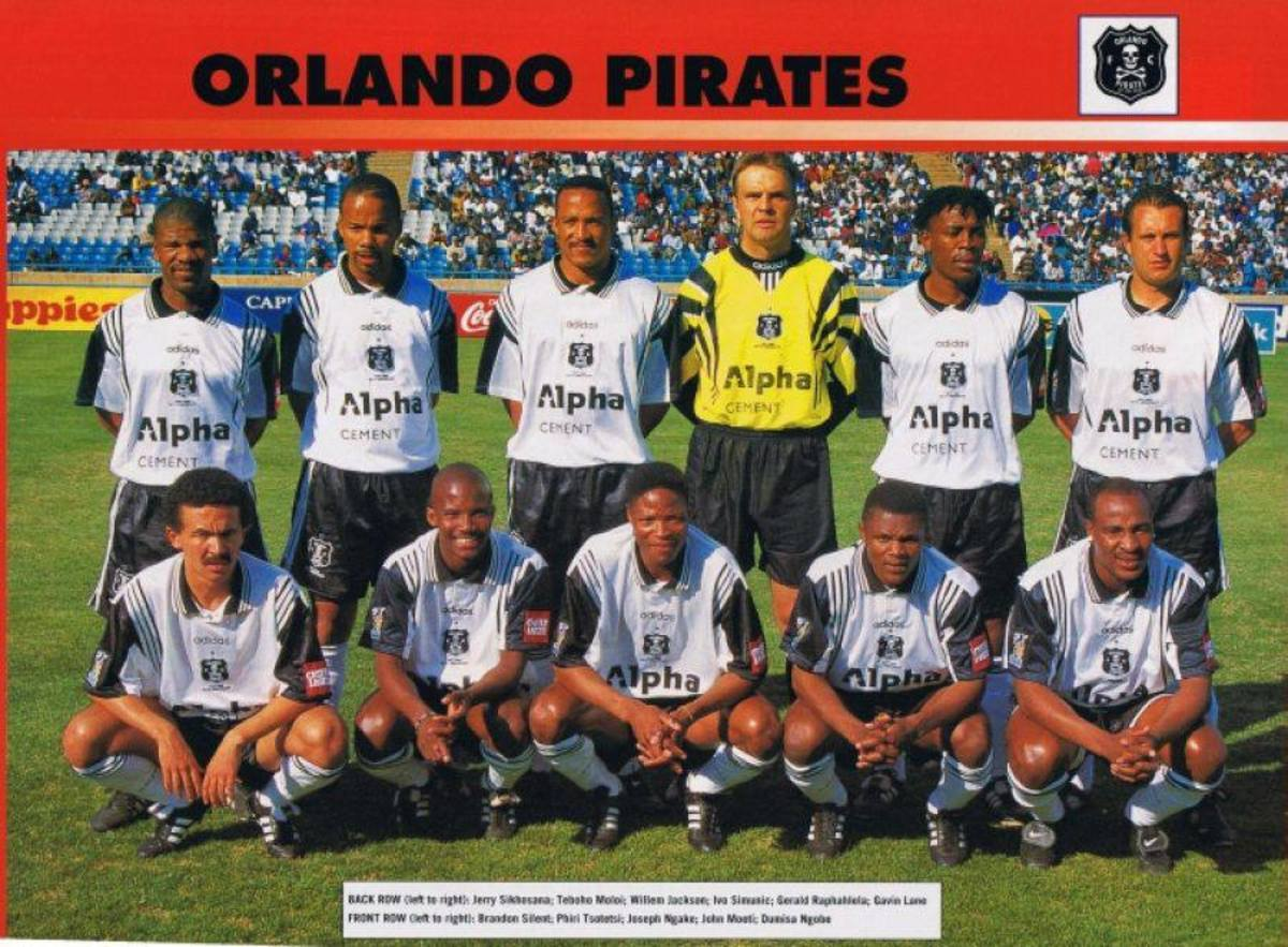 The 1997/98 - It was the second season of the newly formed Premier Soccer League (PSL). Mamelodi Sundowns finished on top with 68 points scoring 48 goals and conceding 25 while runners up Kaizer Chiefs had 63 points scoring 52 goals and conceding 35