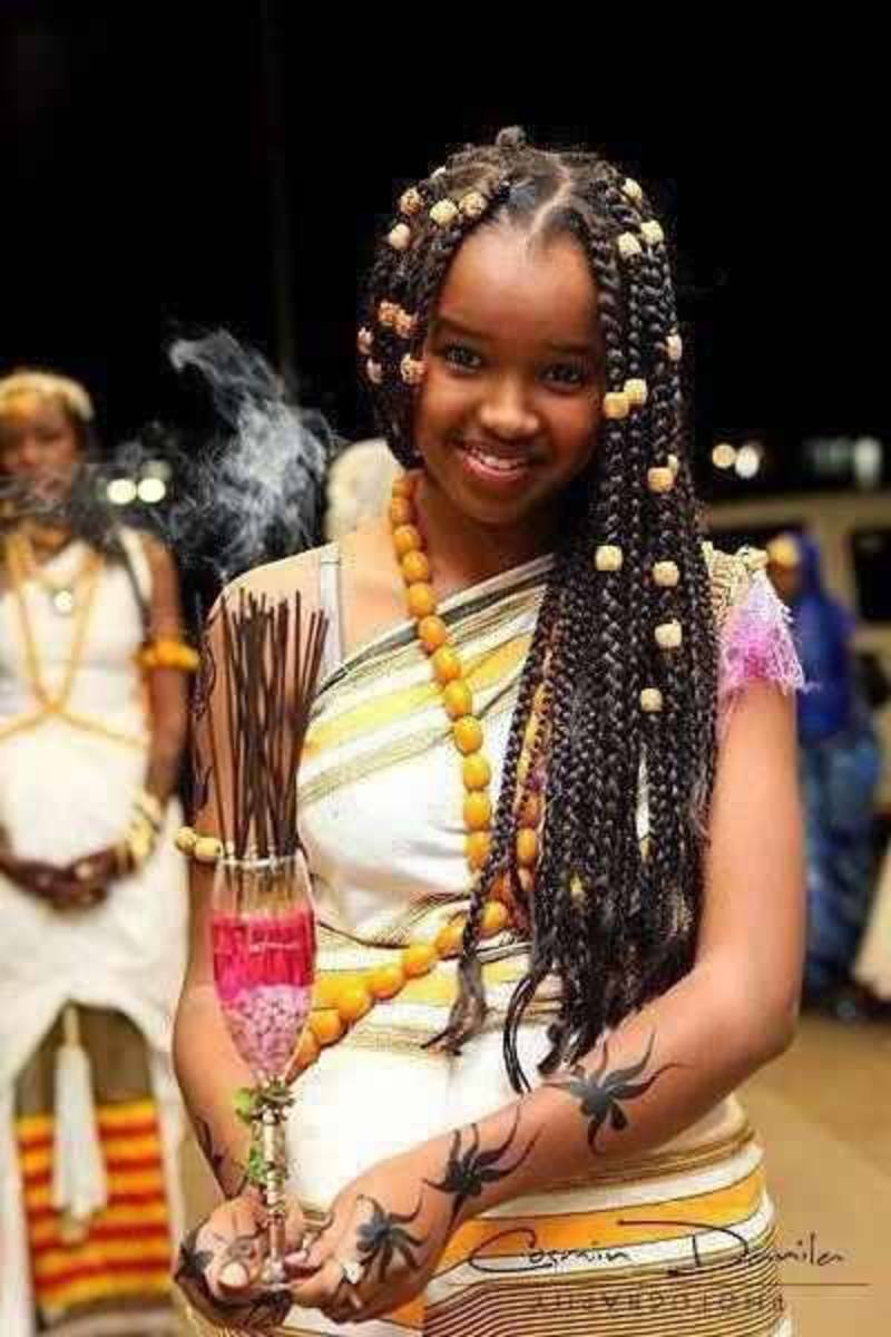 Beautiful Venda Girl