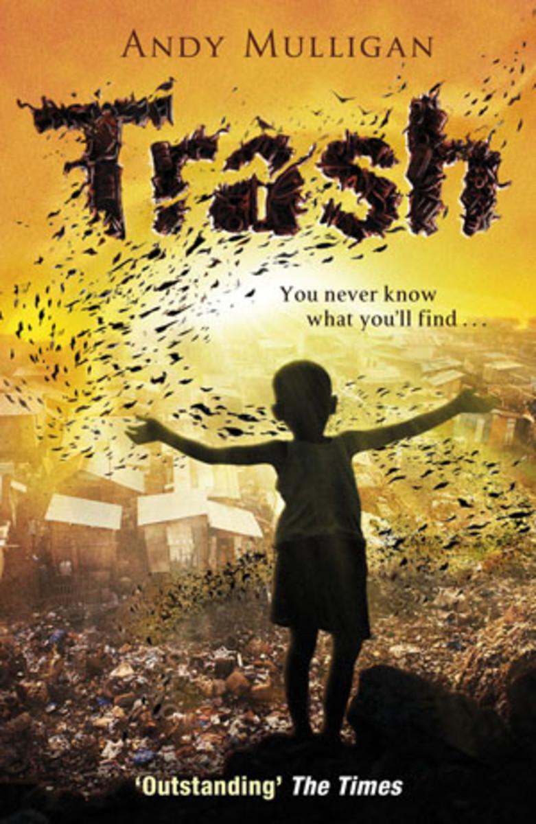 Trash Novel Cover