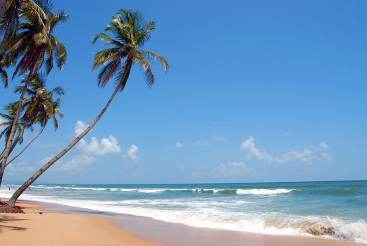 How to reach Colva Beach, Goa in India