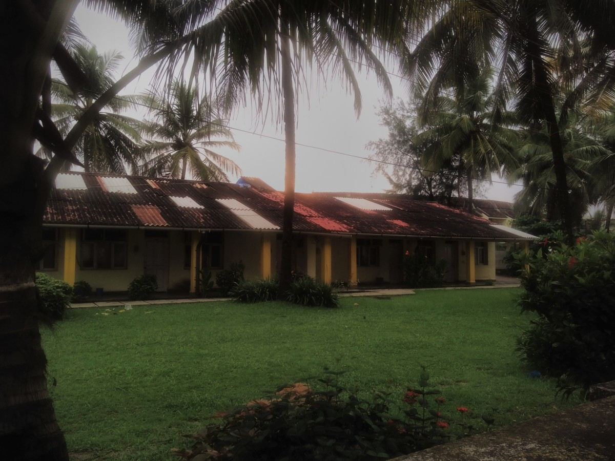 These cottages in front of the Colva Beach are owned by Goa Tourism Corporation. A decent option for your comfortable stay.