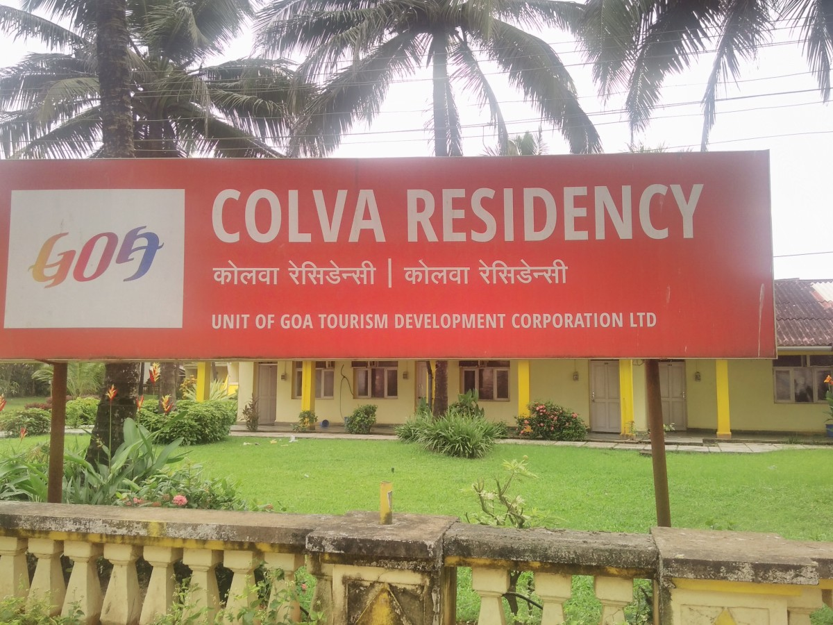 Colva Residency is owned by Goa Tourism Department. The property offers a good view of the Colva beach