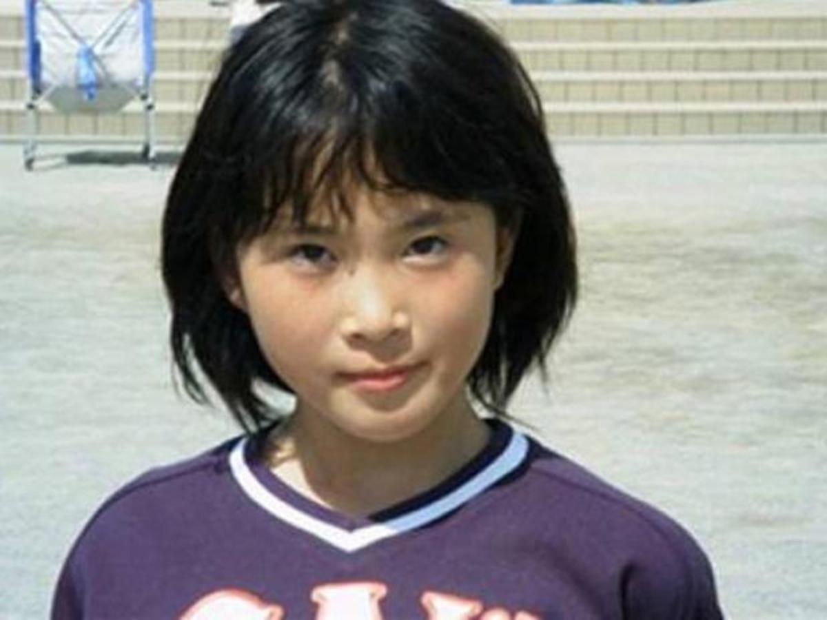The photo of Natsumi Tsuji