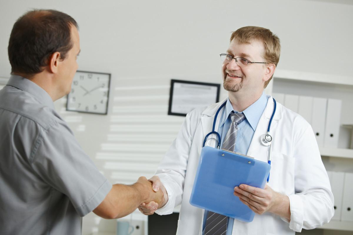 Consultation at the Mayo Clinic