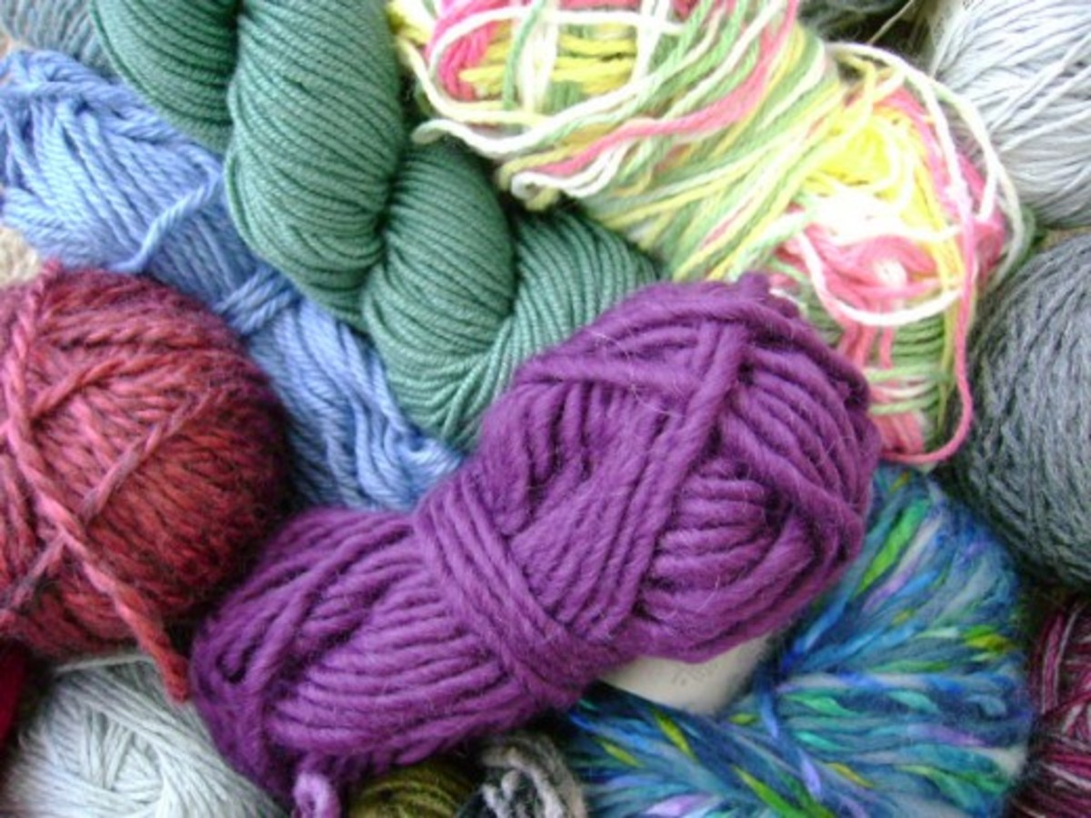 How to Pick the Right Yarn for Your Knitting Project