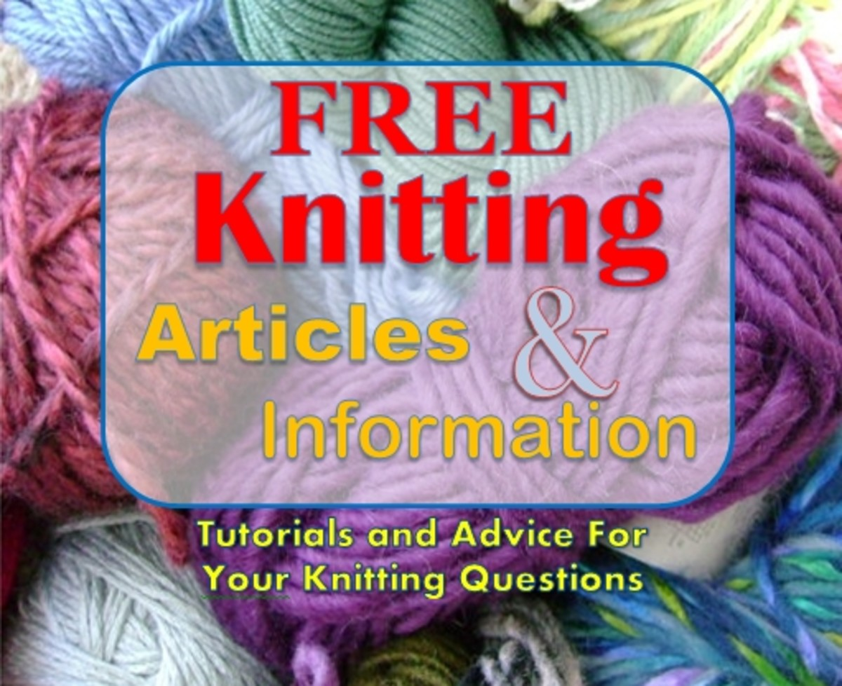Free Knitting Articles and Information