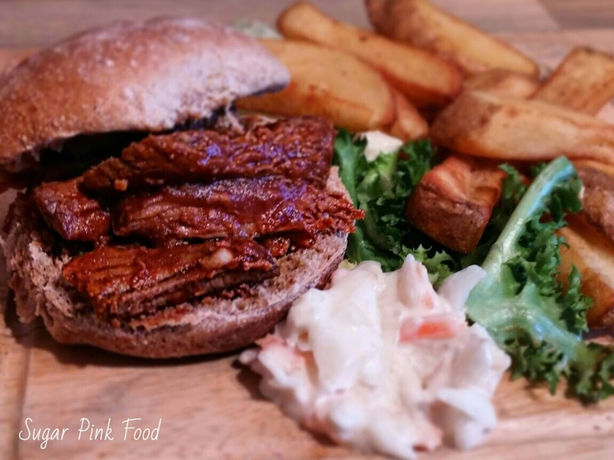 Syn Free Slimming World Slow Cooked BBQ Beef Brisket