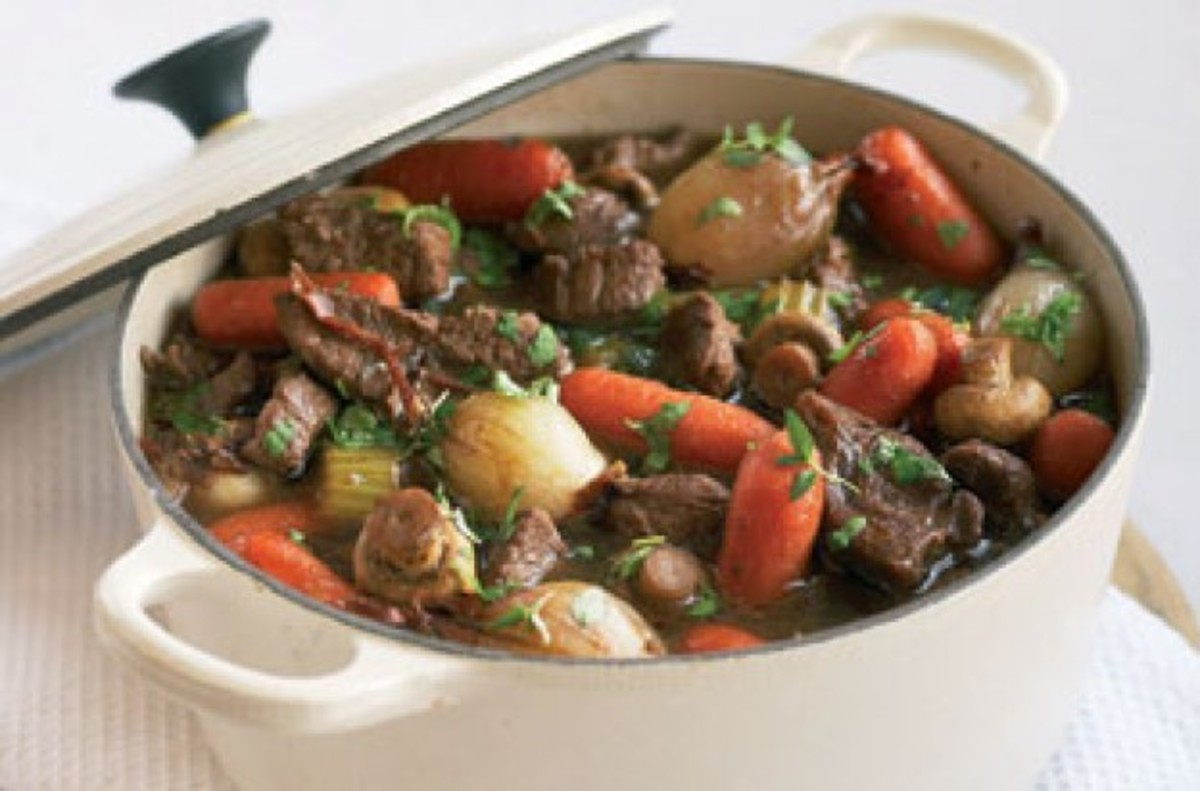 Syn Free Beef Stew Recipe