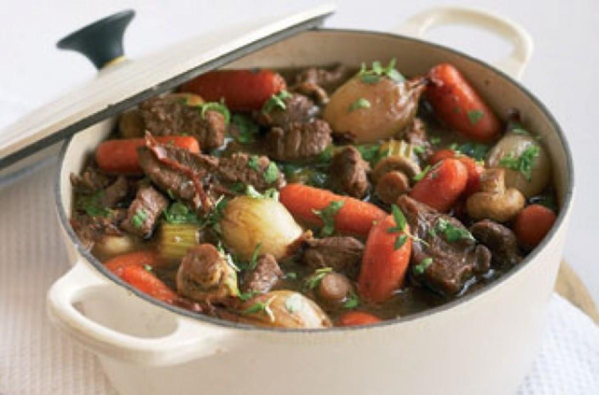 Syn Free Beef Stew Recipe