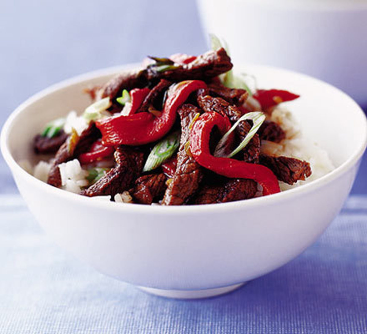 Syn Free Slimming World Saucy Beef Stir-fry