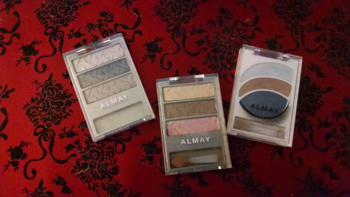 Almay Intense i-Color Eyeshadow - Does It Enhance Natural Eye Color & Is It Worth Buying?