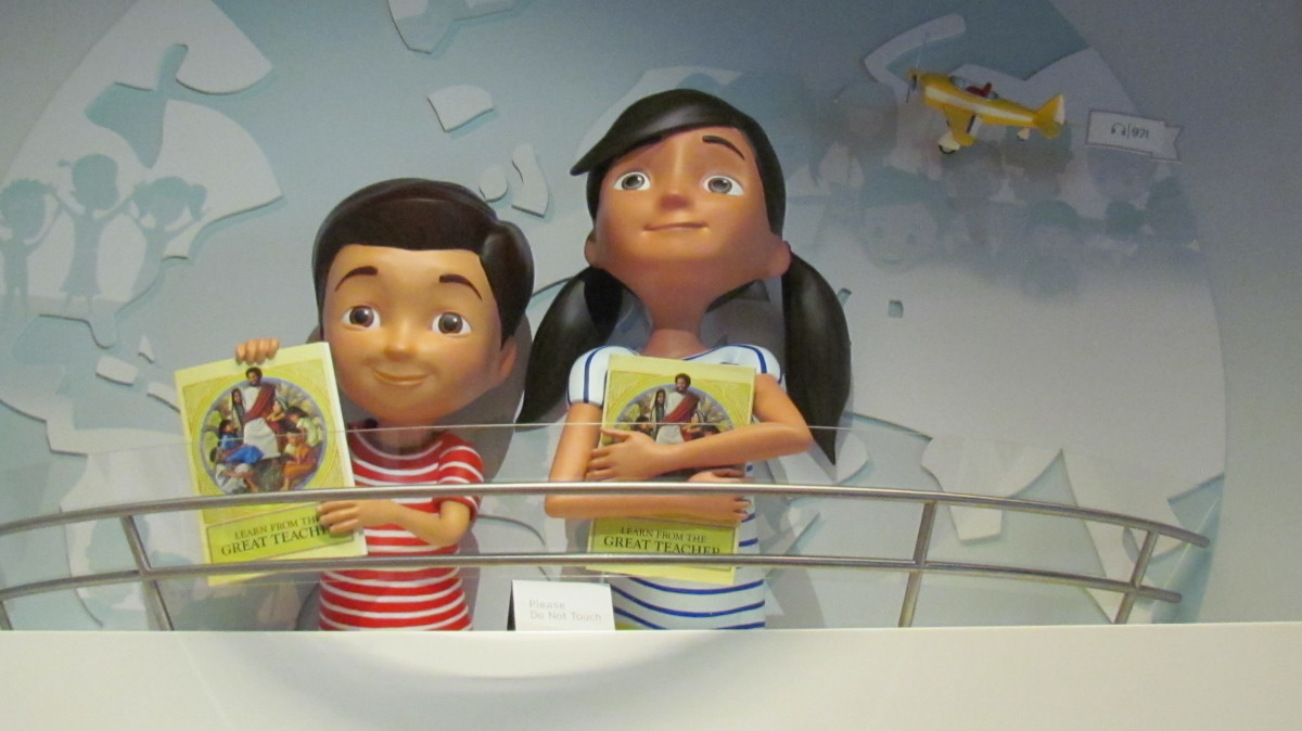 Animated characters such as Sophia and Caleb, are used to teach children powerful Bible based lessons to use in their lives daily.