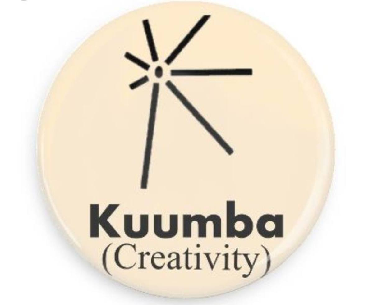 Kuumba: To do as much as we can, in the way we can, in order to leave our community more beautiful than it was when we found it.
