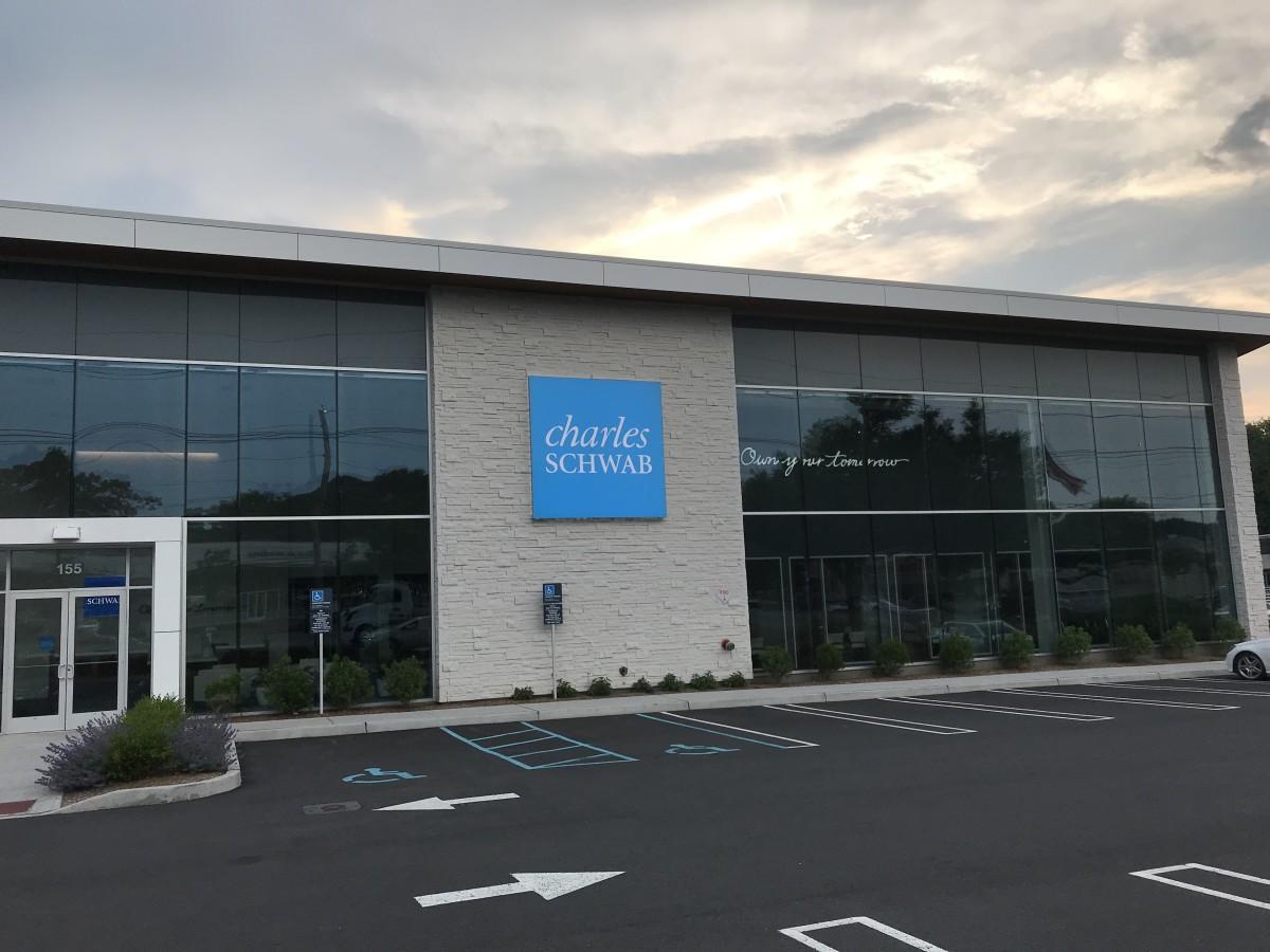 Charles Schwab Brokerage Office - Paramus, NJ.