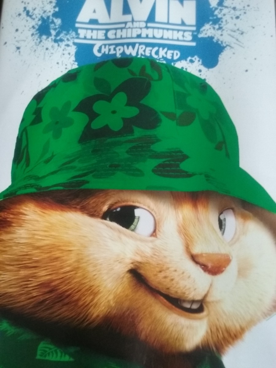 Alvin and the Chipmunks - Chipwrecked Movie Review