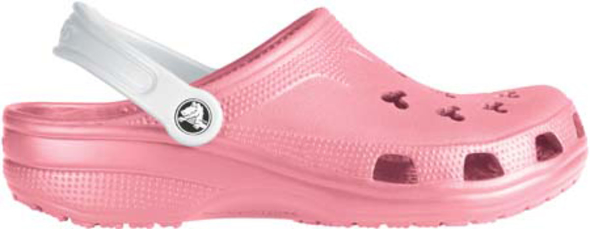 Your feet deserve better than a pair of Crocs!