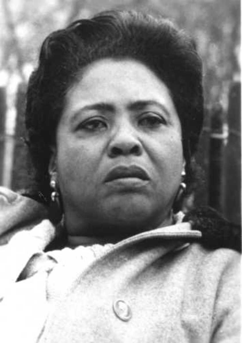 Fannie Lou Hamer joined  the Student Non-violent Coordinating Committee (SYNC) and worked as a field worker  on the voter registration committee. The committee worked on preparing blacks to read and write so they could register to vote.