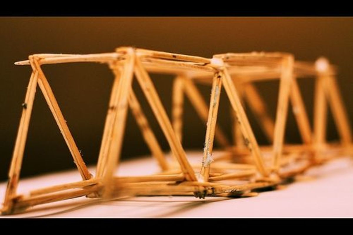 Build the Billy Goat's Bridge