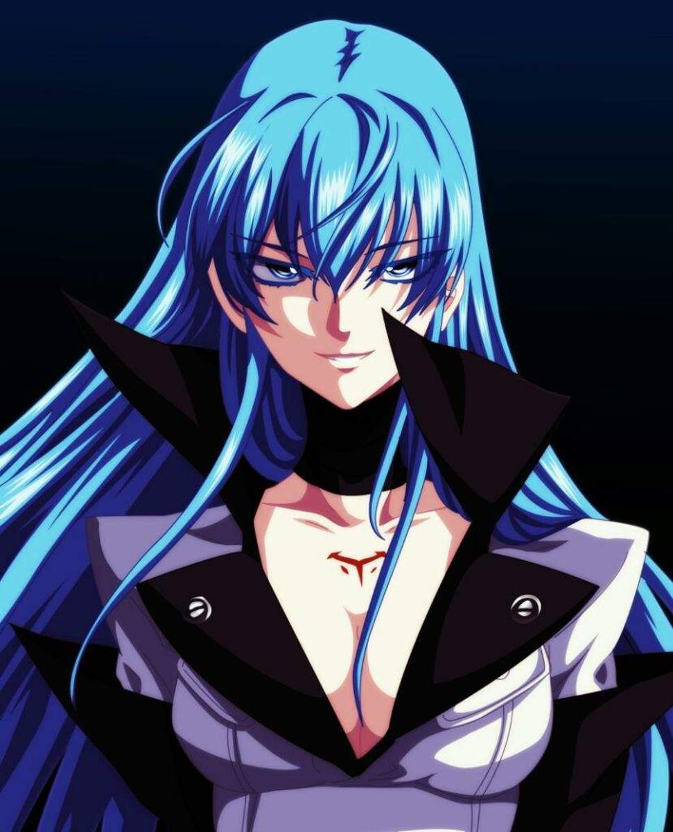 Esdeath from Akame ga Kill