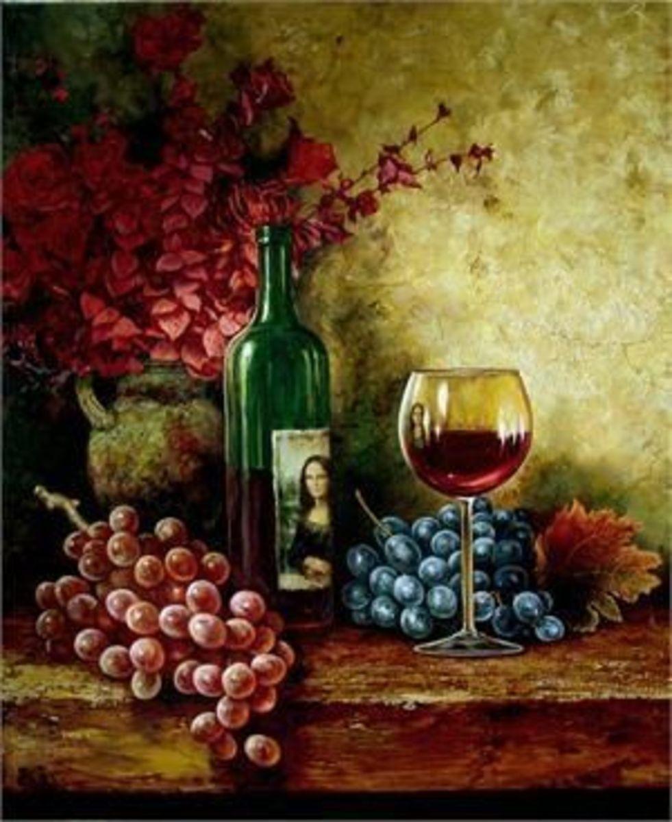 Love of Wine - Alex Platune
