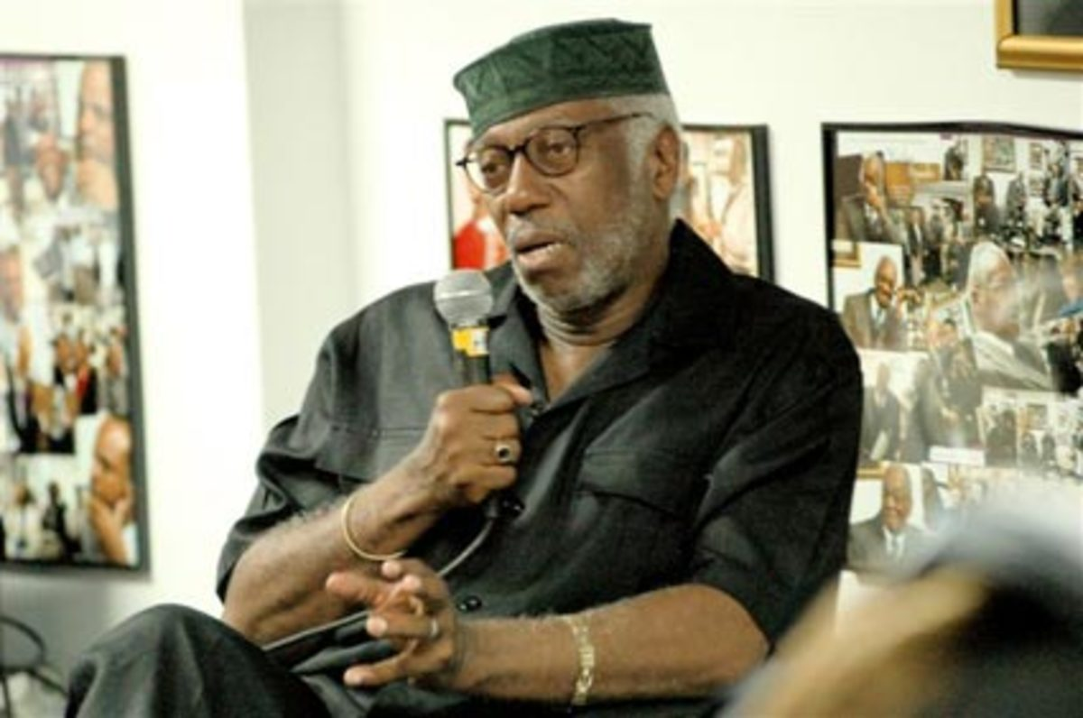 Herb Boyd (born November 1, 1938) is an awarding winning author and journalist and has published 22 books and countless articles for national magazines and newspapers. Brotherman:The Odyssey of Black Men in America: An Anthology (One World/Ballantine