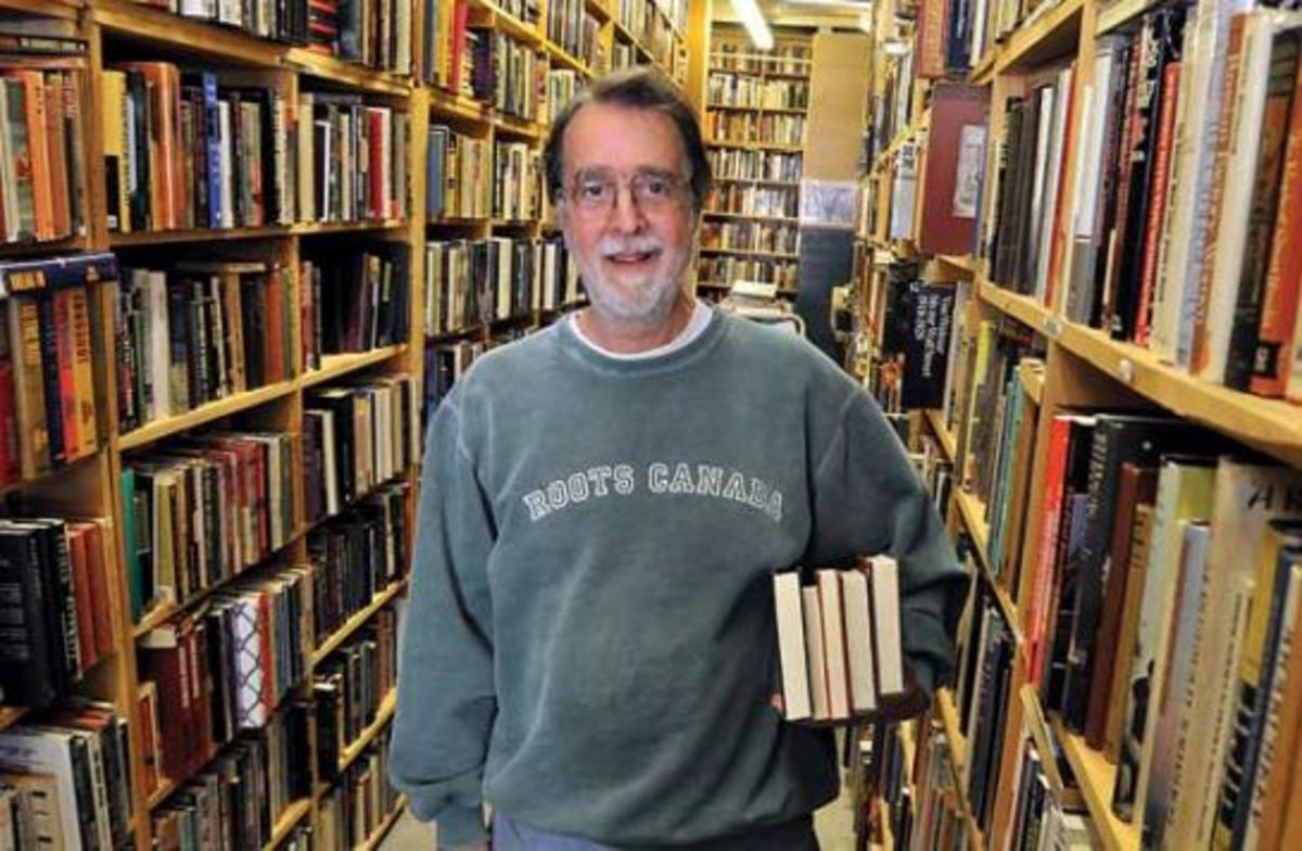While some local book sellers have been hurt by the Internet and other emerging technologies, Monroe Street Books owner Dick Chodkowski as expanded his business and now sells to a world-wide clientele.